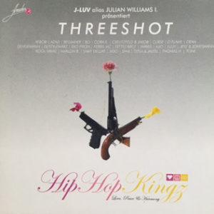 "2001J-Luv alias Julian Williams; Threeshot HipHopKingz ""Love, Peace and Harmony"""