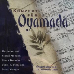 2000Menger Family; Konzert für Oyamada
