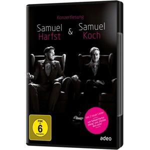 2013Samuel Harfst & Samuel Koch; Konzertlesung (DVD)  (www.samuelharfst.de)