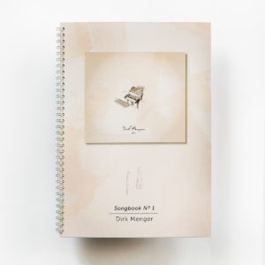 Songbook_No_1_Dirk_Menger_Cover